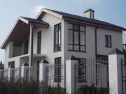 Декоративная отделка фасадов - барашек,  короед,  дождик