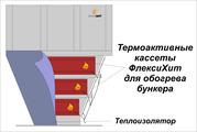 Нагреватели «ФлексиХИТ» для обогрева бункеров и силосов