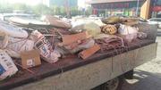 Вывоз мусора,  уборка территории,  спил деревьев,  снос построек