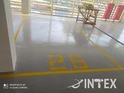 Ремонт и разметка парковки (паркинг)